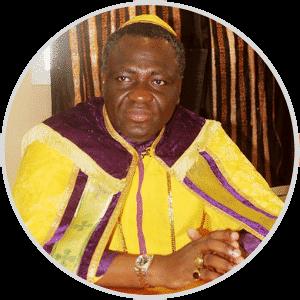 Arch Bishop Samson Mustapha Benjamin
