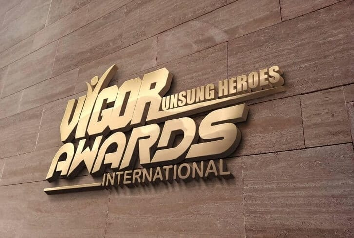 vigor tv Vigor Unsung Heroes Awards International
