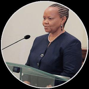 Hon. Dr Anna E. Mghwira